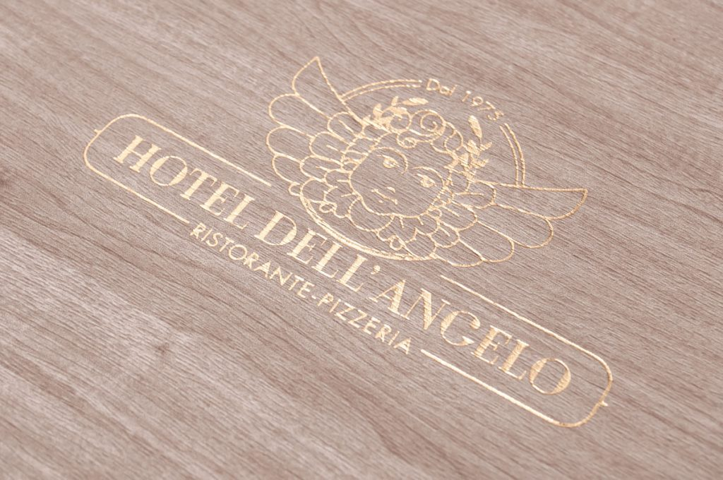 HOTEL DELL'ANGELO-BRAND IDENTITY